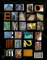 Photo Alphabet Collage by sssowers