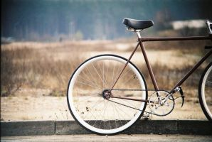 Bicycle by takaiyo
