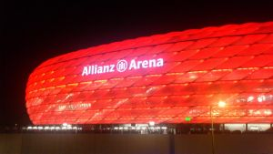 Allianz Arena by xHeeendlx