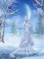 Snow Queen by PrincessMagical