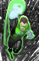 Green Lantern by PhillieCheesie