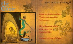 Book of Shadows 17 Page 1 by Sandgroan
