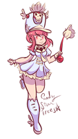Nonon by candystartrees