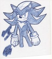 cool looking shadow by SONICJENNY