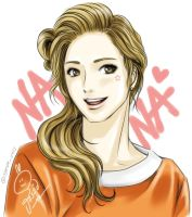 AFTER SCHOOL Nana by syewe-yoss