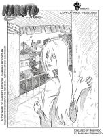Naruto Jyanpu Ch.1: Cover Page by RoxyRoo