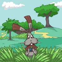 The Digging Pokemon: Bunnelby
