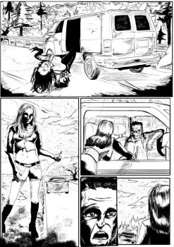 Down the Road pg. 2 by caraart