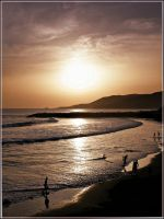 At the beach by agolam by Scapes-club