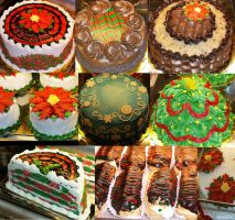 Cake Collection by Nimhel