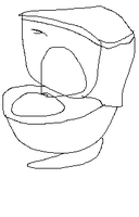 Toilet by macduc