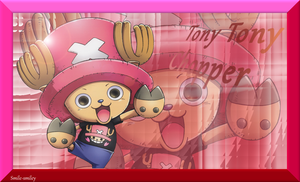 Chopper ^^ by Smile-smiley