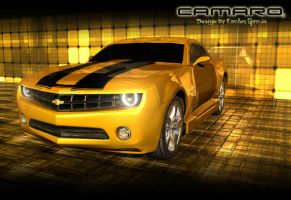Camaro 2008 by charlesfrd
