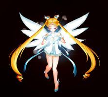 Sailor Moon: Keeper of the Key by CandyRobot