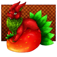 Strawberries by Olievlek