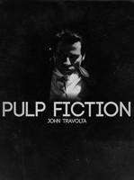 Pulp Fiction poster by borsukart