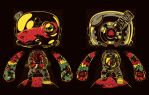 Love takes you to the moon... by rafahu