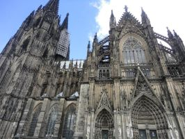 Cologne Cathedral by amarie28