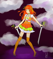 100 Themes: Magical Girl by Pimic