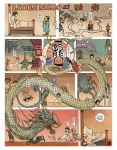 Little Nemo dream another dream page by moritat