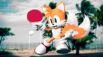 Miles ''Tails'' Power [55] by Light-Rock