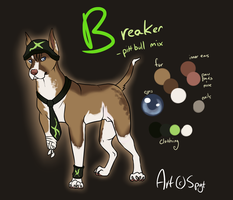 Breaker Auction CLOSED by DemThree-Adopts