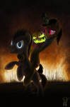 -Gift- The Legend of the Headless ''Horse'' by Pirill-Poveniy