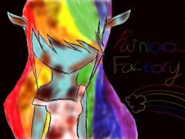 Rainbow Factory by pandaluvingrl