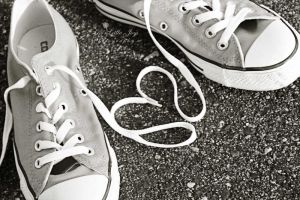 I Heart My Shoes by LLJPhotography