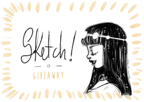 It's giveaway time! by Lucia-Conchita