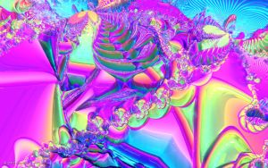 3D Fractal Wide 28 by Don64738