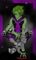 BeastBoy by kawaiitas
