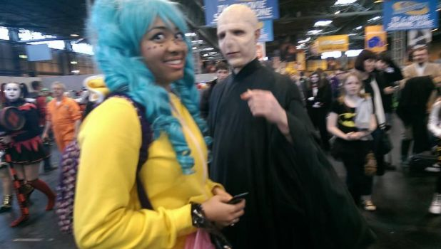 Voldemort by mayahatsune