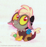 Baby Discord by StePandy