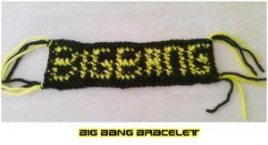 Big Bang Kpop Bracelet by Lizzie82