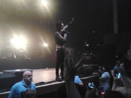 Black Veil Brides Live 1 by TreasureOfTheSands