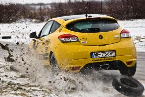 Renault Megane RS by redsunph