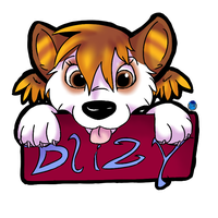 Blizy Badge Commission by Silverfang98