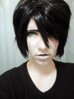 Ulquiorra Schiffer Costest - Bleach by HitomiHatake