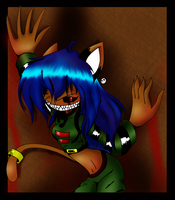 Smile with me :colored: by ZamieCat