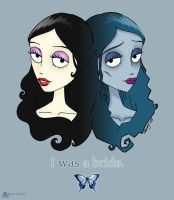 Corpse Bride _ I WAS a Bride by IslaDelCoco