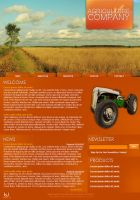 Web Interface - Agriculture by Solaris07