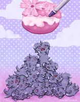 Espurr Pile by whinges