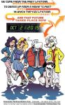 Back to the Future-Oct 21 2015 Future Day by Joe5art