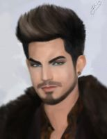 Adam Lambert by Jake-Kot