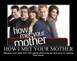 how i met your mother by crazyturtle8