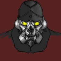 Helghast Sketchbook by Rafta