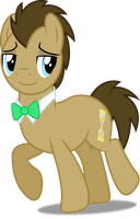 Vector #191 - Dr. Hooves by DashieSparkle