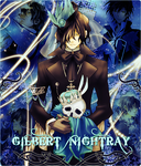 Gilbert Nightray X3 by Timagirl