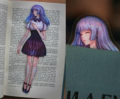 living in a book by mirukawa